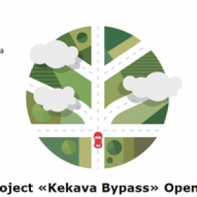 "Presentation of ""Kekava Bypass"" PPP Project:  Open Day #2"