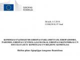 EK rīcības plāns: ilgtspējīgas izaugsmes finansēšana