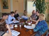 Domes vadība tiekas ar PPP projekta sadarbības partneriem